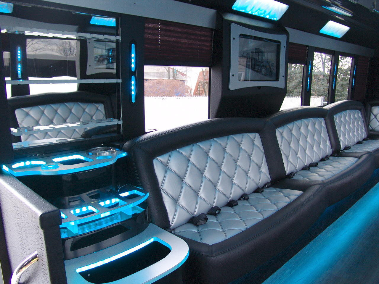 Limo Bus | Party Bus Rental New Jersey | Party Bus Rentals New Jersey