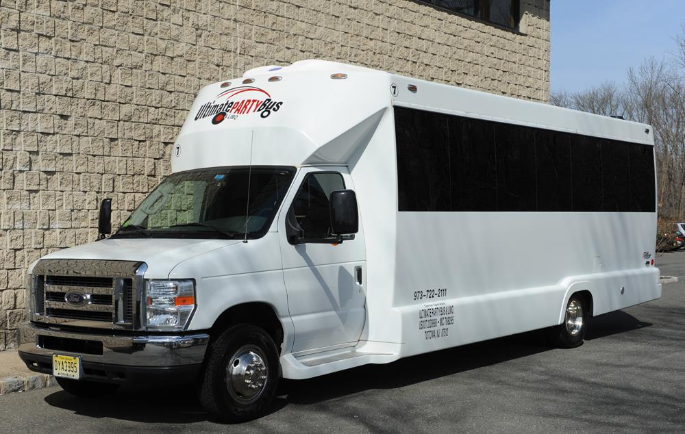 Fabulous Lodi Nj Area Limo Fleet Party Bus Rentals New