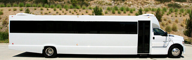 44 Passenger NJ Party Bus